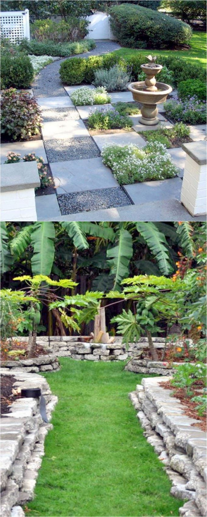 Photo of 8+ ideas for garden paths to hypnotize your garden path