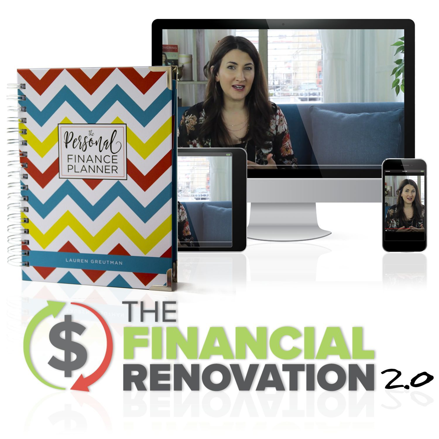 The Financial Renovation with FREE Planner!