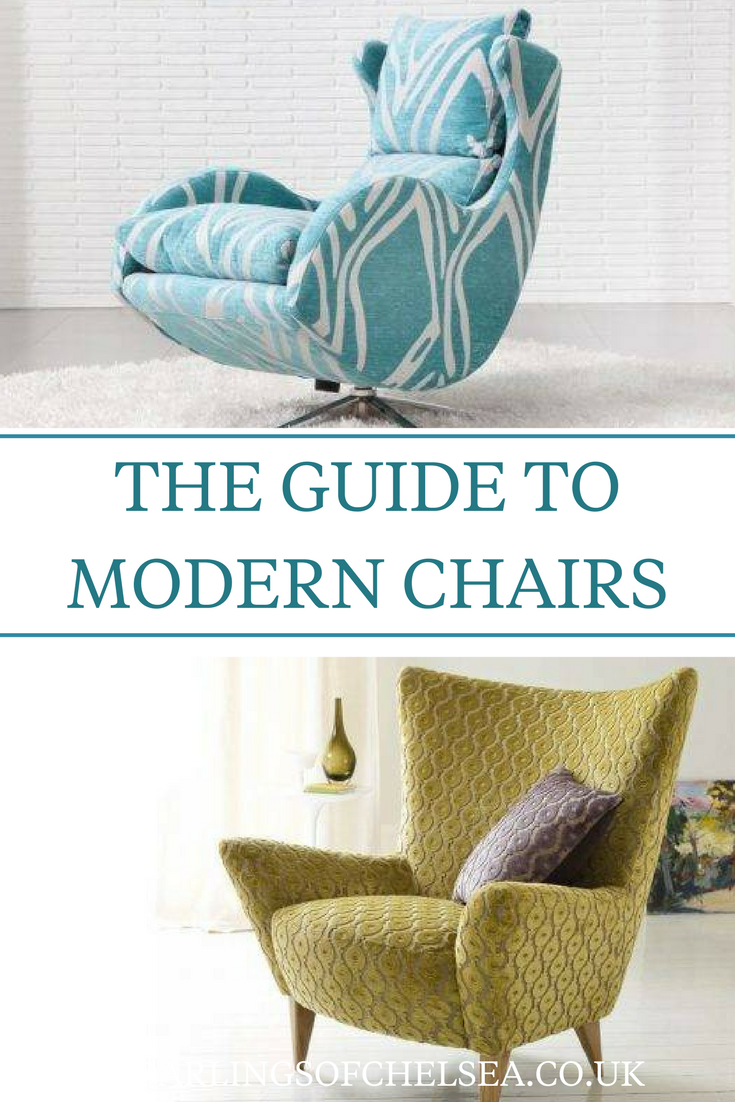 Must Have Modern Chairs Darlings Of Chelsea Interior Design Blog Statement Chair Living Room Statement Chairs Modern Chairs