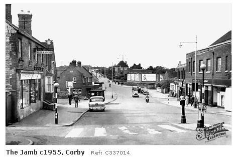 The Jamb Old Village Corby Northamptonshire Corby Nostalgic Pictures
