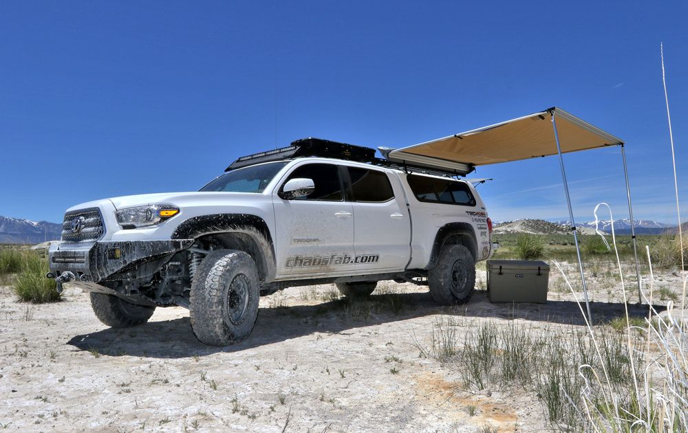 2016 Toyota Overland Build by Total Chaos (With