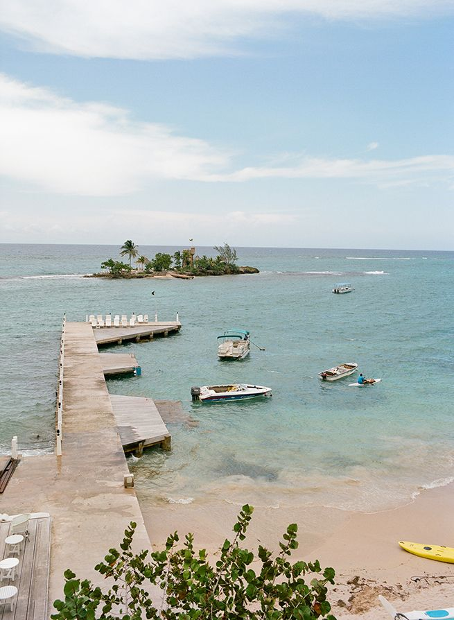 Private Island Wedding At S Resort Tower Isle Jamaica Www Christinamcneill