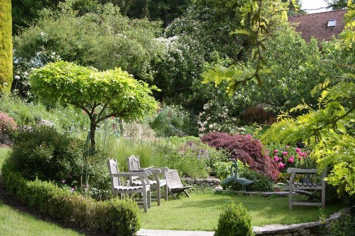 Jardin A L Anglaise Decouvrez Le Charme Dans L Irregularite