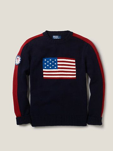 Ralph Lauren Olympic Sweater Absolutely Obsessed In 2018