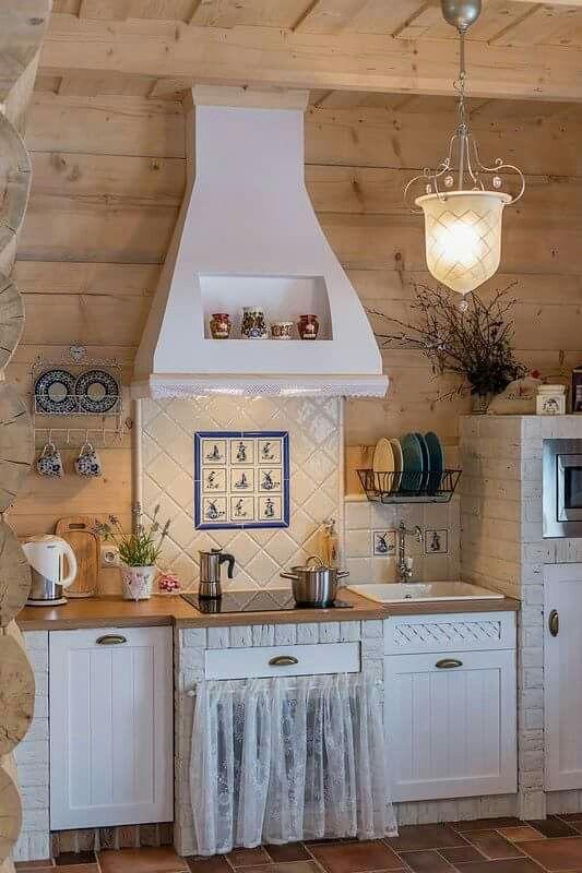 Romantische Küche, Landhaus Deko, Kleine Küche, Romantik, Wohnen, Küchen  Styling, Küche Und Esszimmer, Ideen Für Die Küche, Schwedisches Bauernhaus