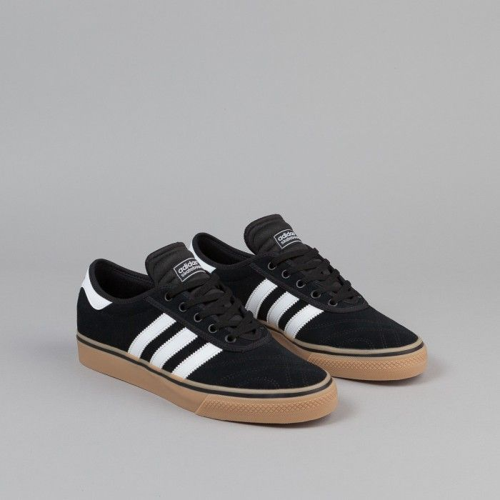 purchase cheap a6719 ac2e0 Adidas Adi-Ease Premier Shoes - Core Black  FTW White  Gum
