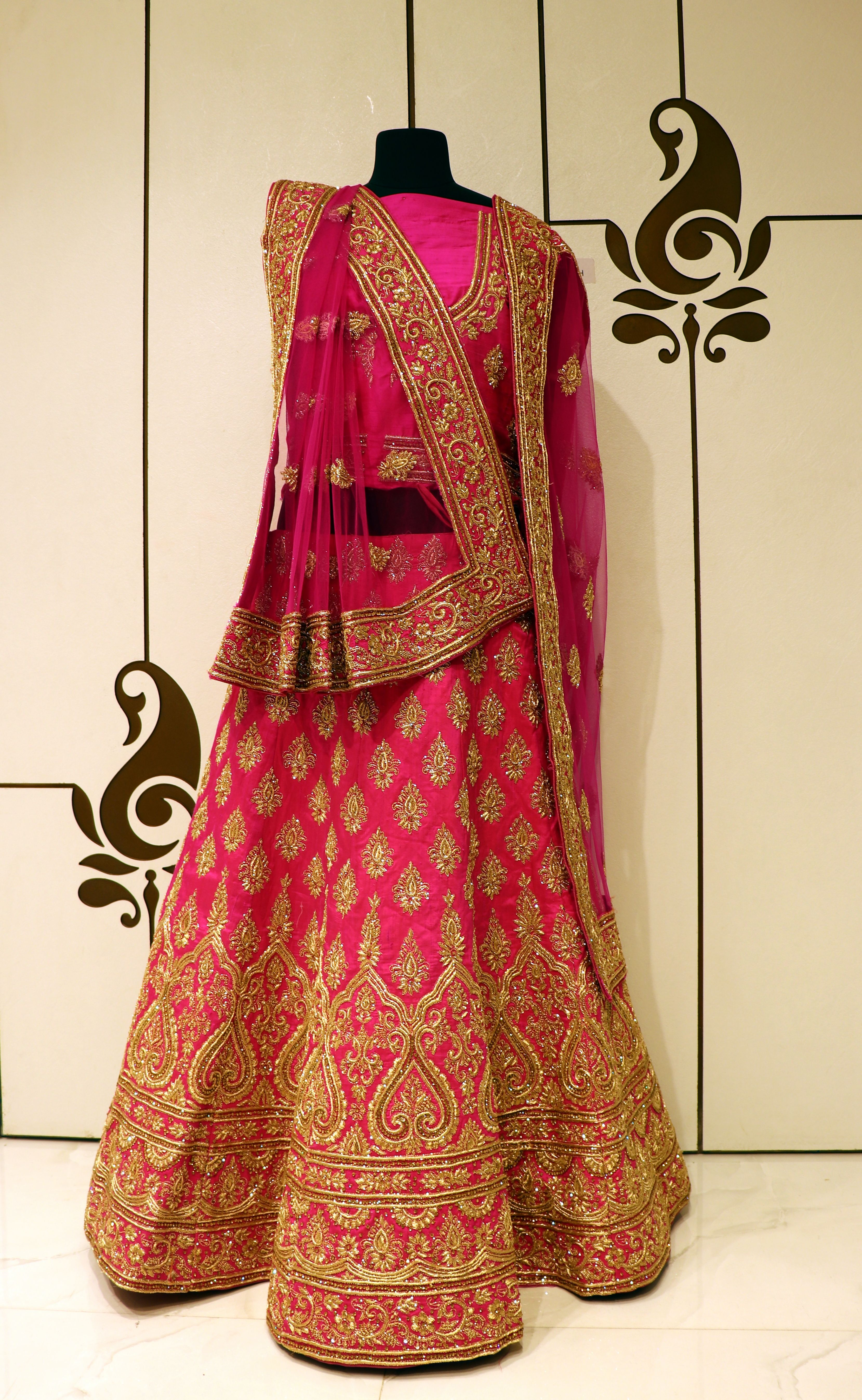 Fashion and you lehenga saree 42