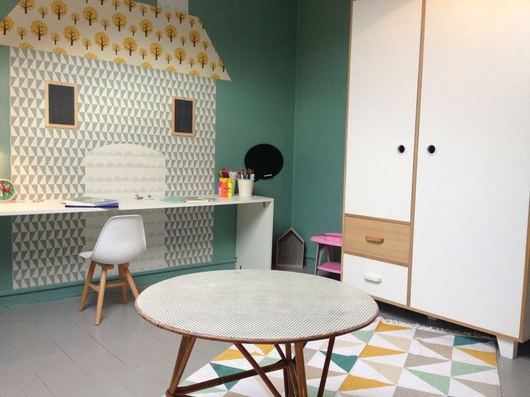 die kuche neu gestalten 47 ideen fur modernen look, die dekorateurin sophie ferjani und ihre originellen ideen, Design ideen