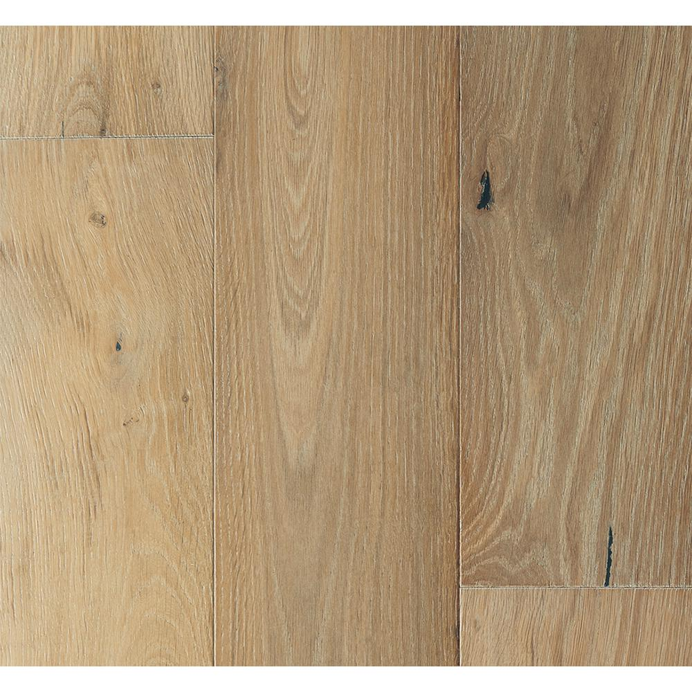 Malibu Wide Plank French Oak Belmont 3 8 In Thick X 6 1 2 In Wide X Varying Length Engineered Hardwood Flooring 23 64 Sq Ft Case Hdmrcl173ef The Home De In 2020 Wide Plank