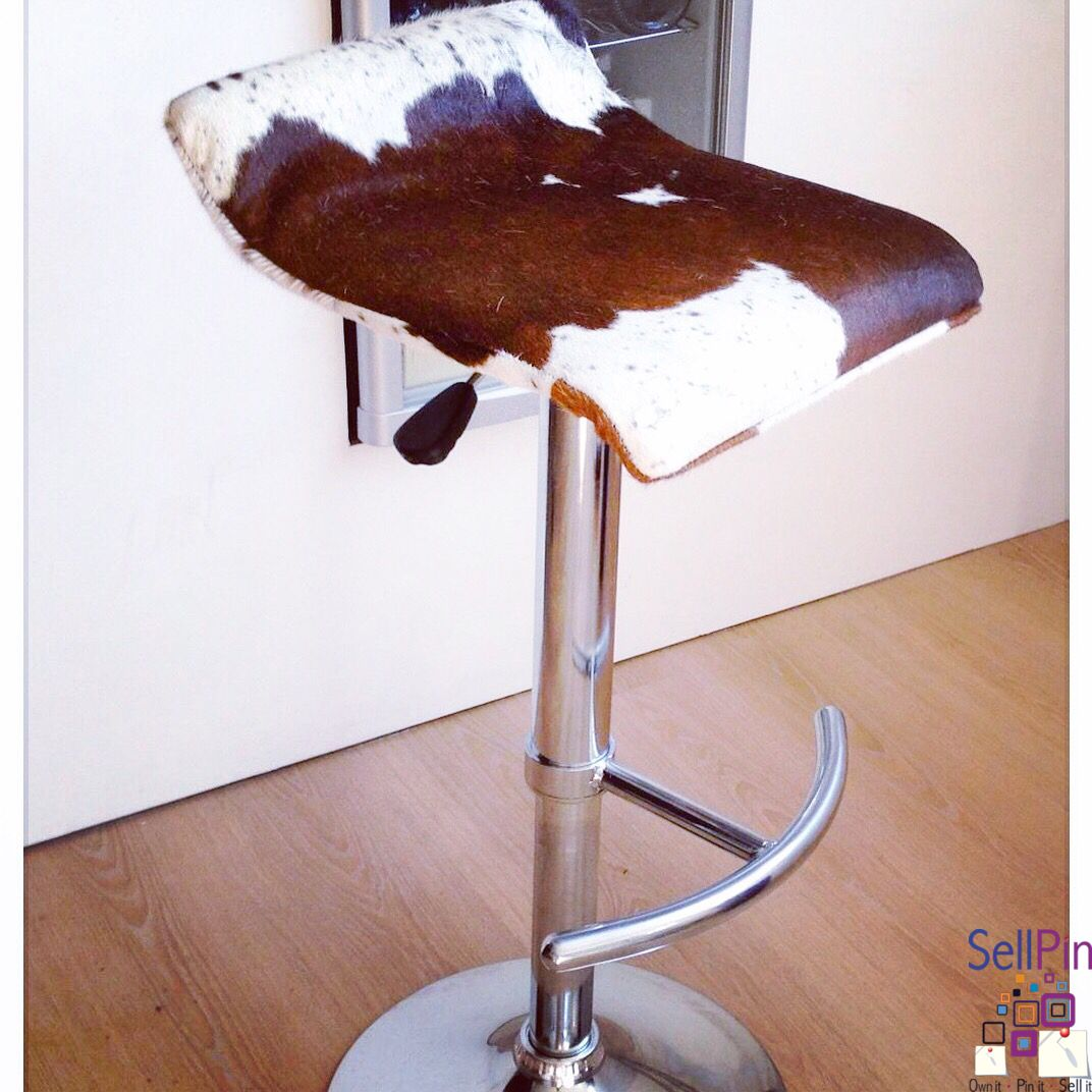 SellPin.com: Pins for Sale by Owner: Brown White $220 | Cowhide ...