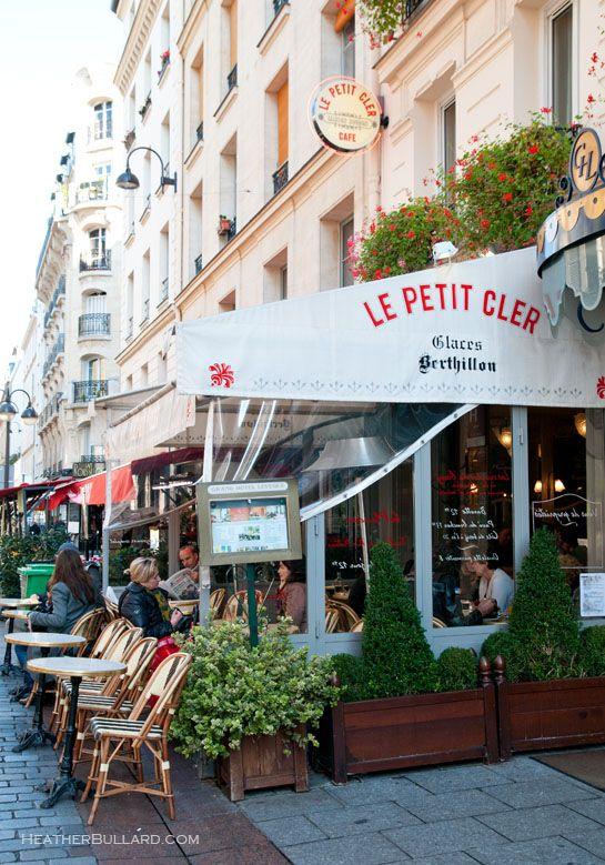 Paris Farmers Markets