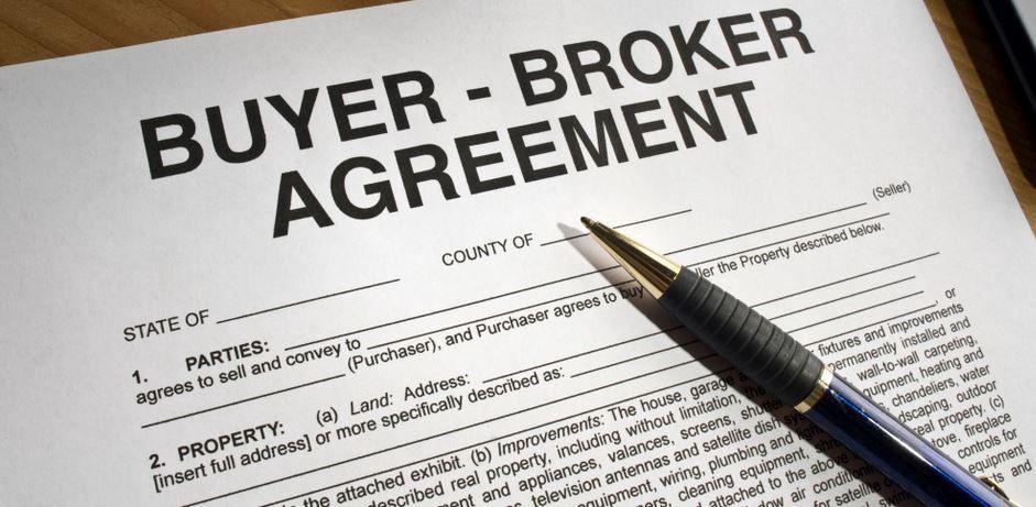Exclusive Right to Represent/Buyer-Broker Agreement \u2014 Joseph Dalton