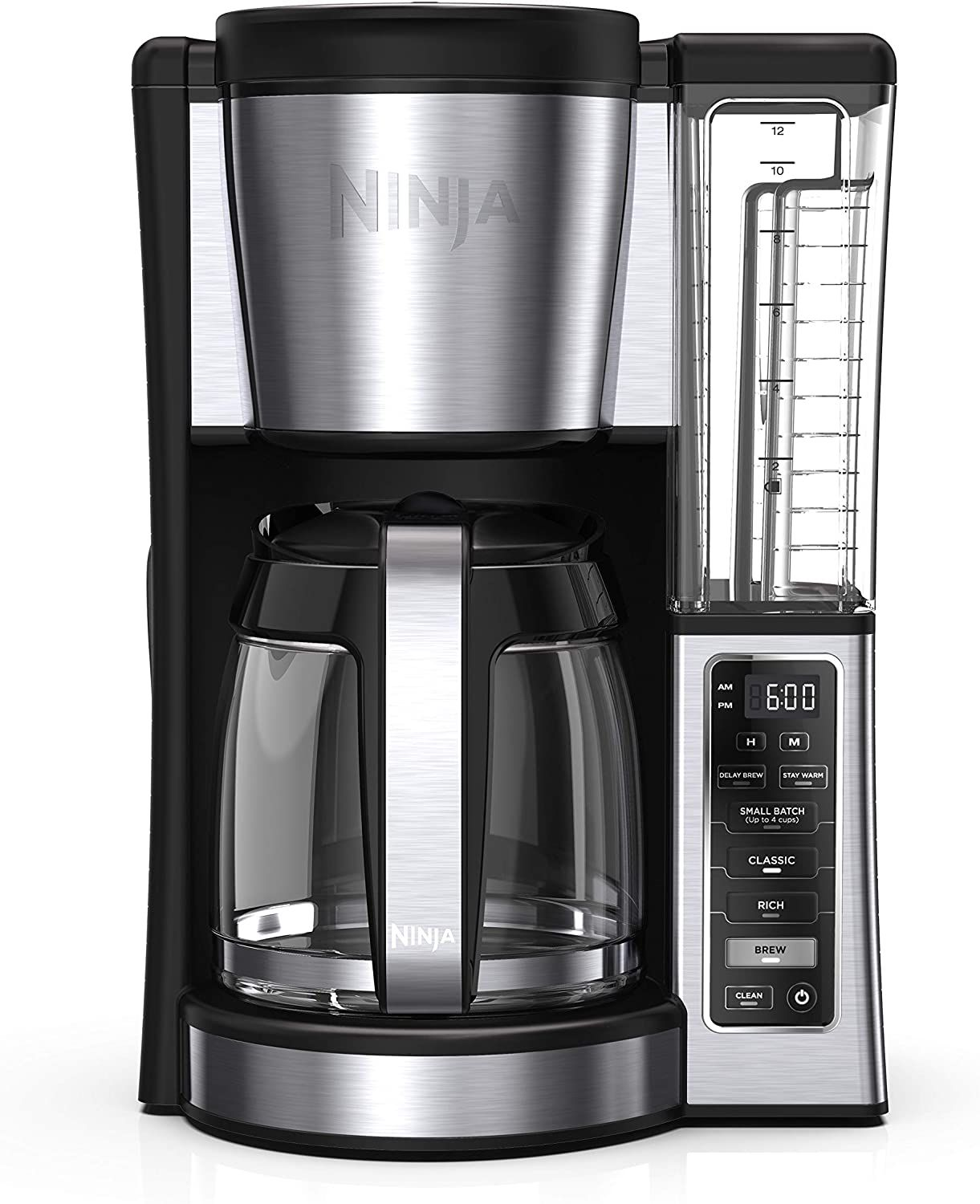 Ninja Programmable Coffee Brewer in 2020 Coffee maker