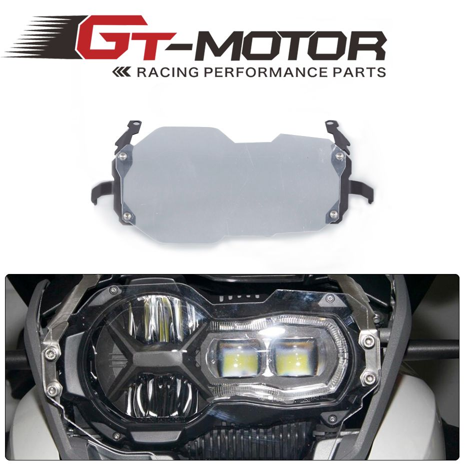 Gt Motor Front Headlight Guard Cover Clear Lens Head Light Lamp Protector For Bmw F800 Gs F800gs F700gs Affiliate