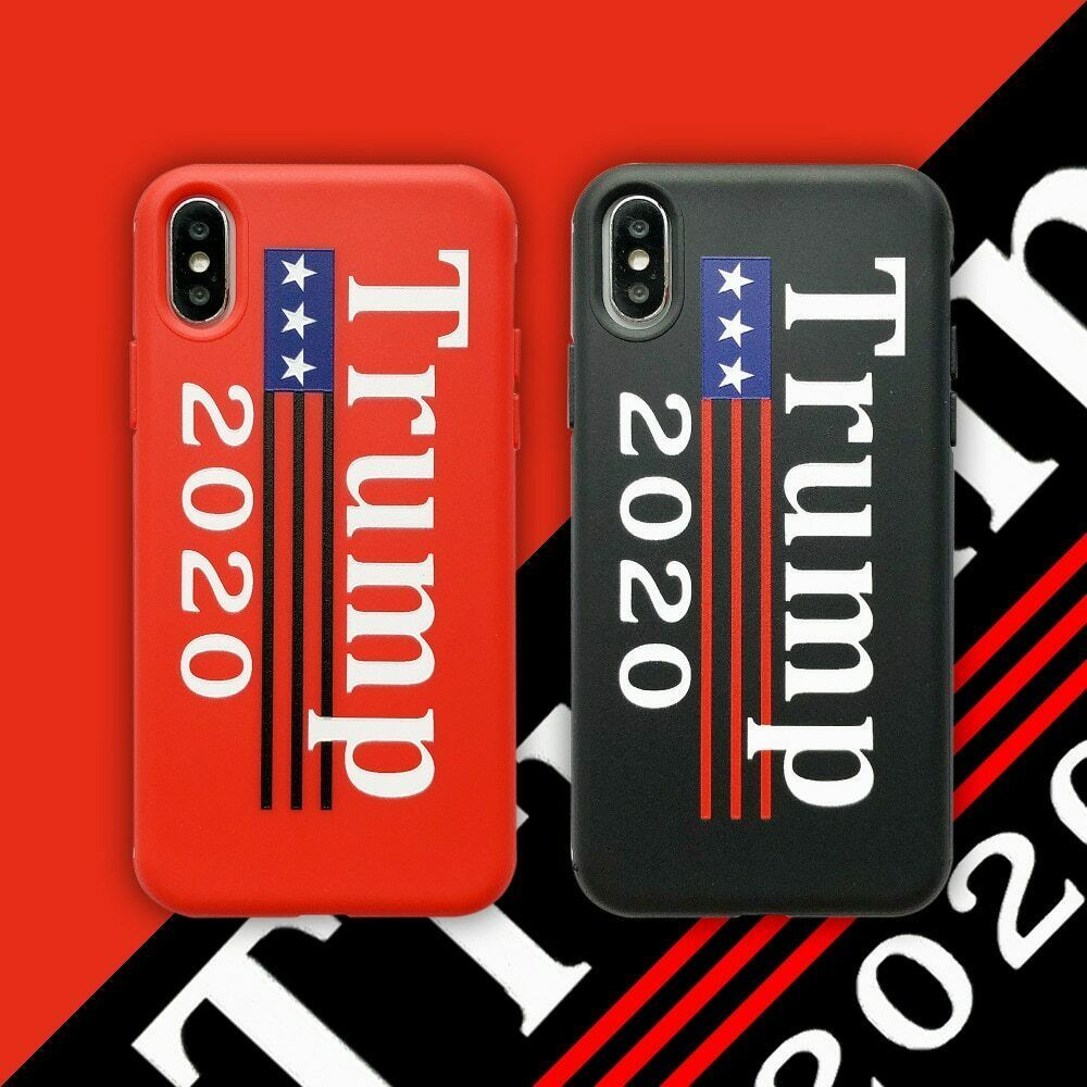 Details About President Donald Trump 2020 Usa Flag Case For