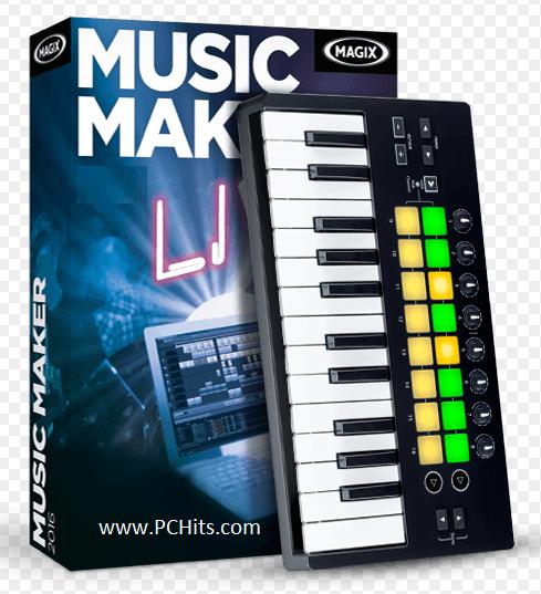 magix music maker 2017 premium keygen
