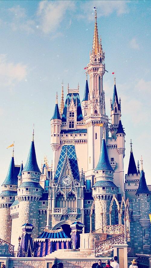 Disney Castle Castelo da disney, Papel de parede para