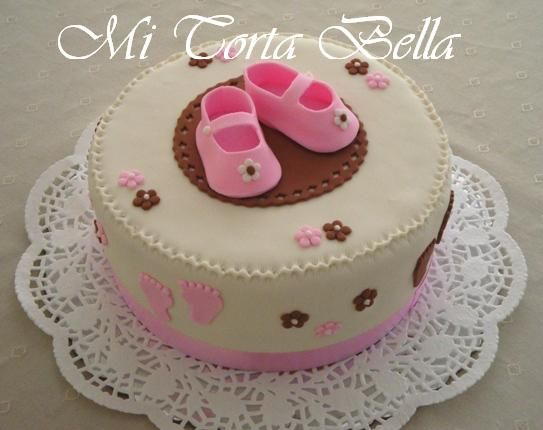 Tortas Para Baby Shower Niñas   Buscar Con Google. PastelShowerKitchen