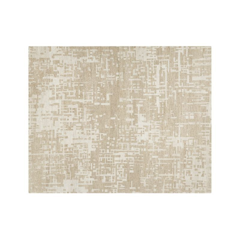Celosia Natural Hand Knotted Rug 8 X10 Reviews Crate