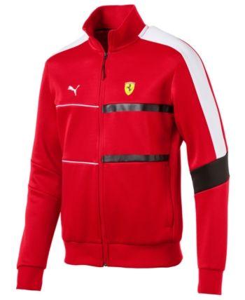 03dd05269 Puma Men Ferrari T7 Track Jacket in 2019 | Products | Jackets, Jeans ...