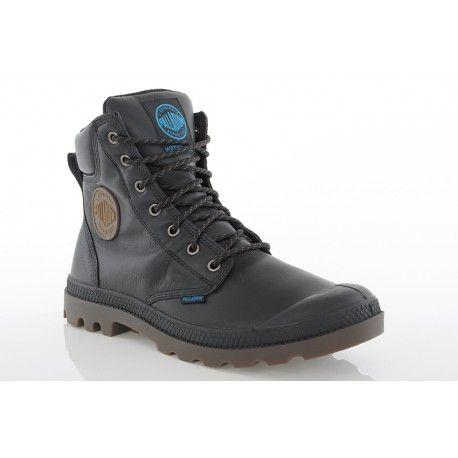 Palladium Buty Damskie Pampa Sport Cuff Wp Boots Shoes Footwear
