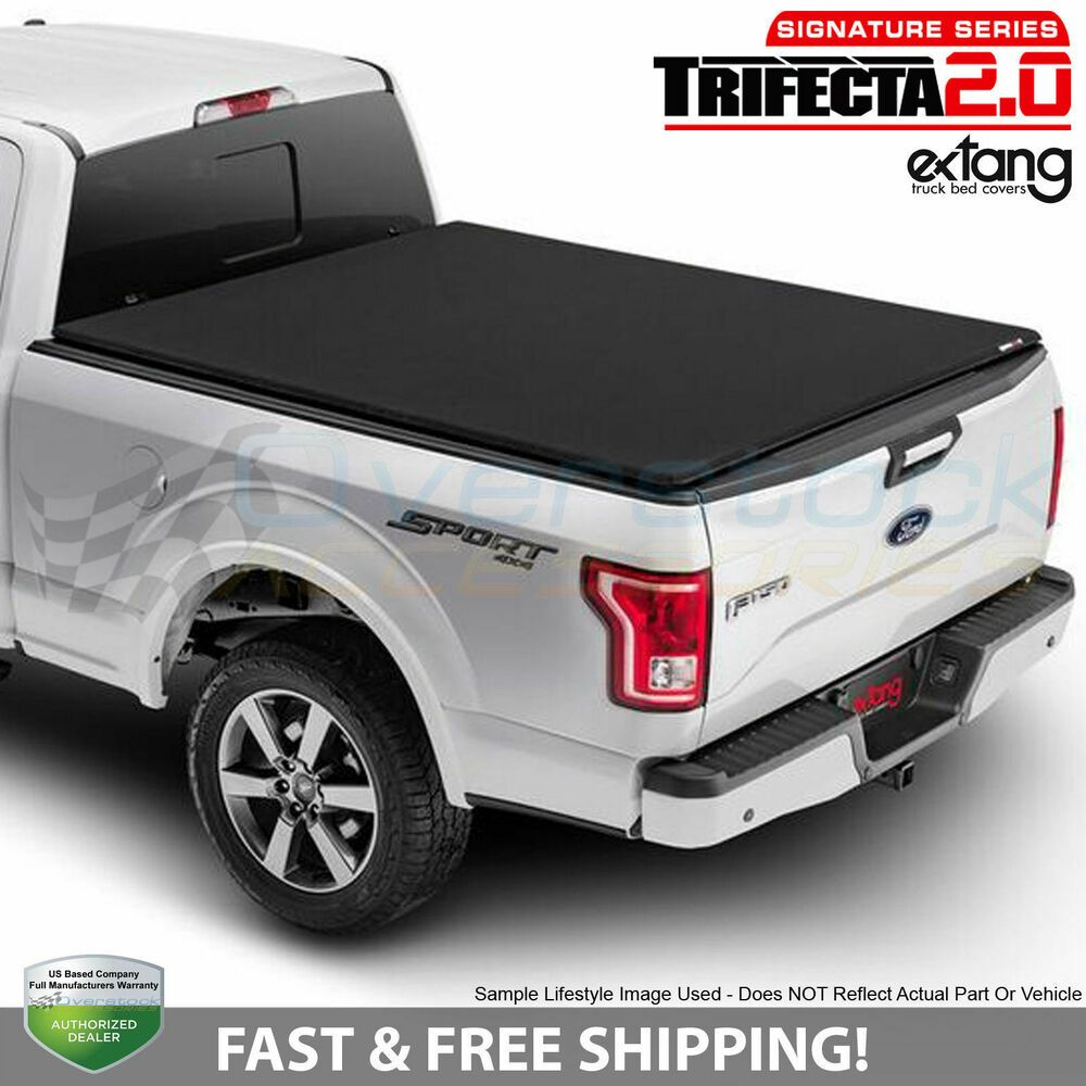 Sponsored Ebay Extang Trifecta 2 0 Signature Soft Tri Fold Cover