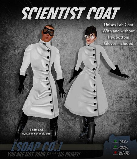 steampunk mad scientist lab coat google search science
