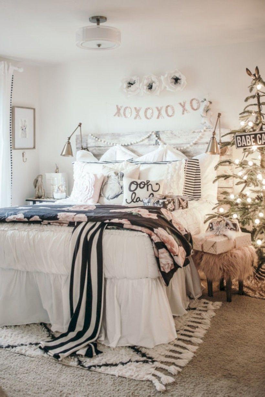 Pin On Home Decor The girls christmas bedroom