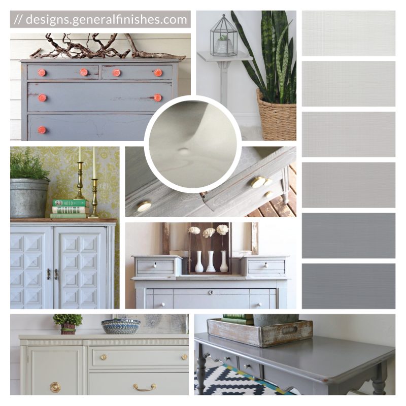 Best Seagull Gray Color Wave Furniture Design Furniture 400 x 300