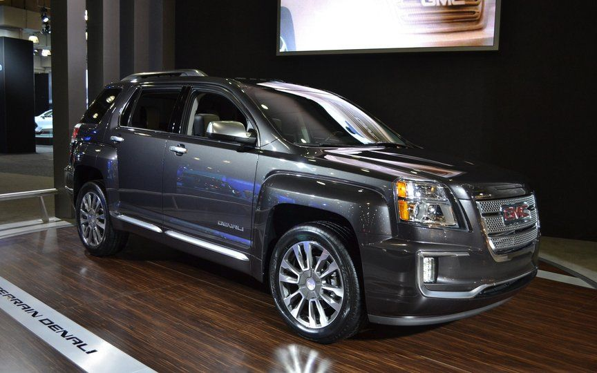 2016 Gmc Terrain Redesign Review Http Autocarch