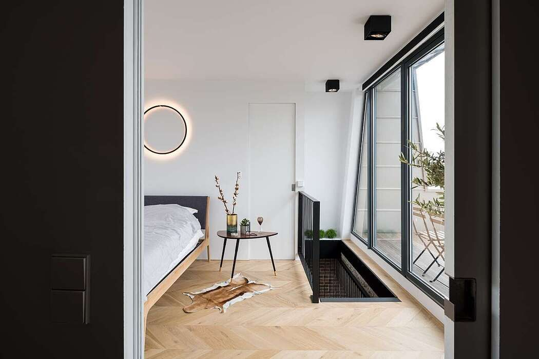 Home Interior Black CooLoft by Eva Architects.Home Interior Black  CooLoft by Eva Architects