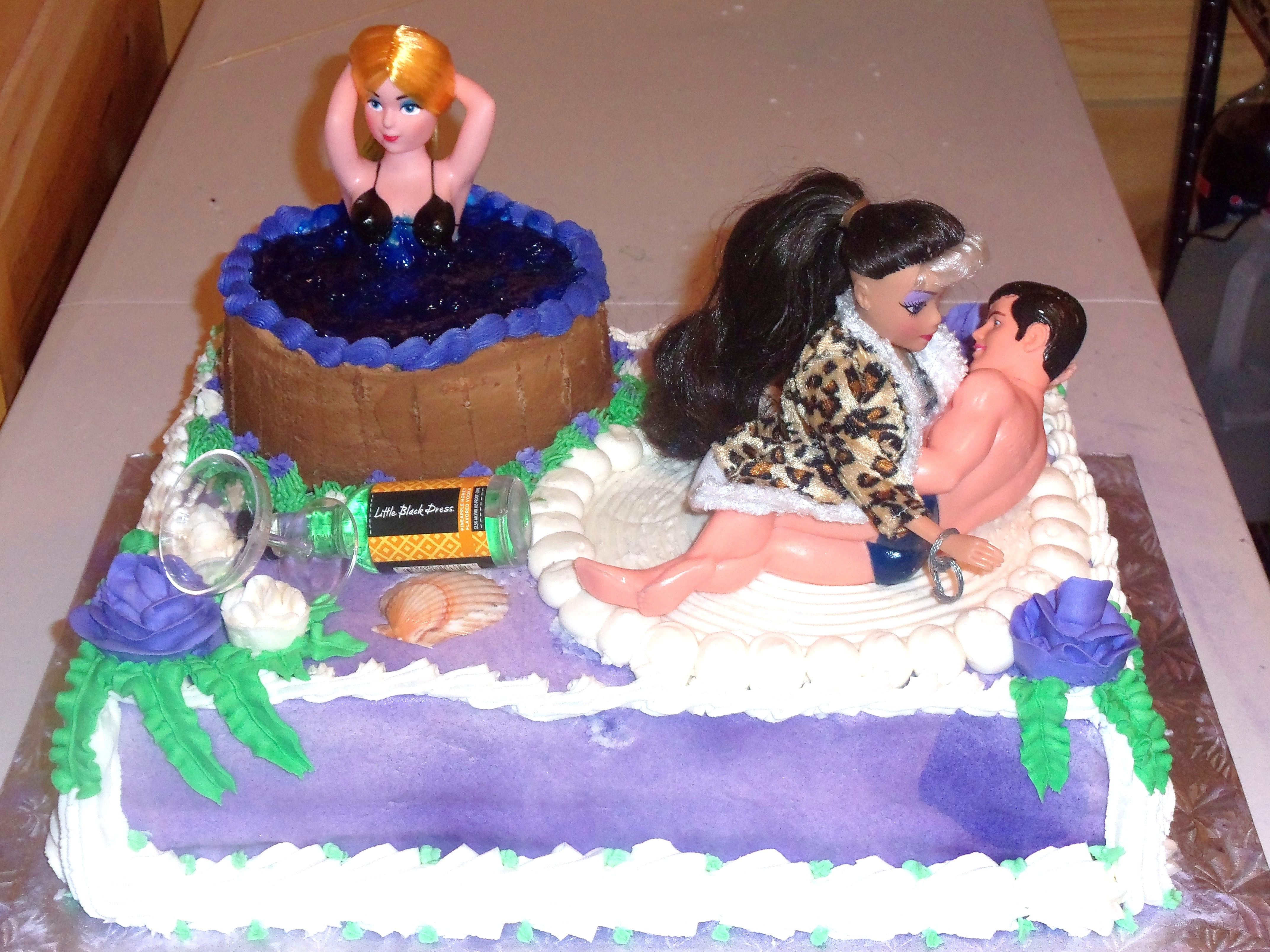 Fun Party Cake
