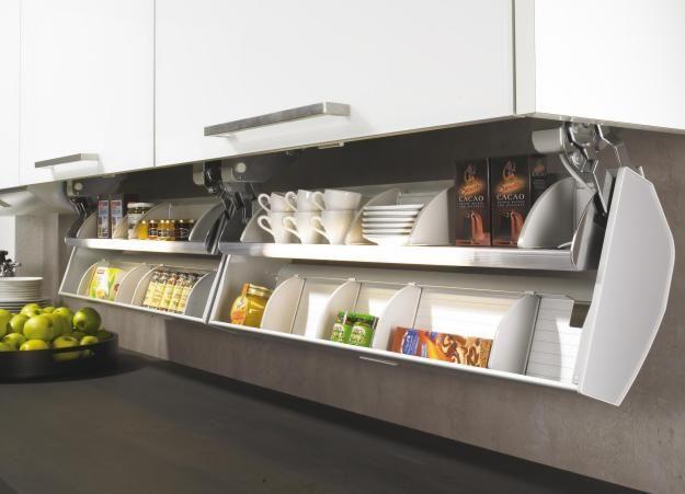 Hettich Modular Kitchen Cabinets | Cocinas Integrales Mödul Studio