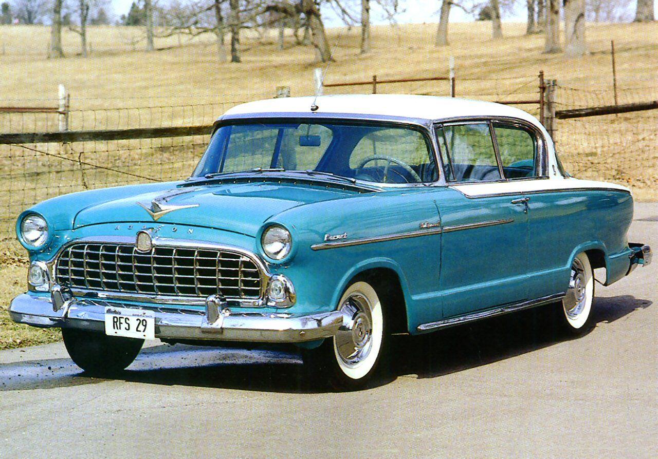 hudson cars 1955 hudson hornet 2 door hardtop aqua fvl. Black Bedroom Furniture Sets. Home Design Ideas