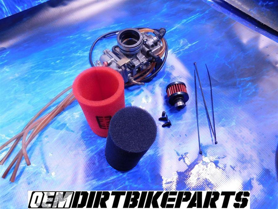 Suzuki DRZ400S - DRZ400 SM FCR 39mm MX Conversion Kit | Adv