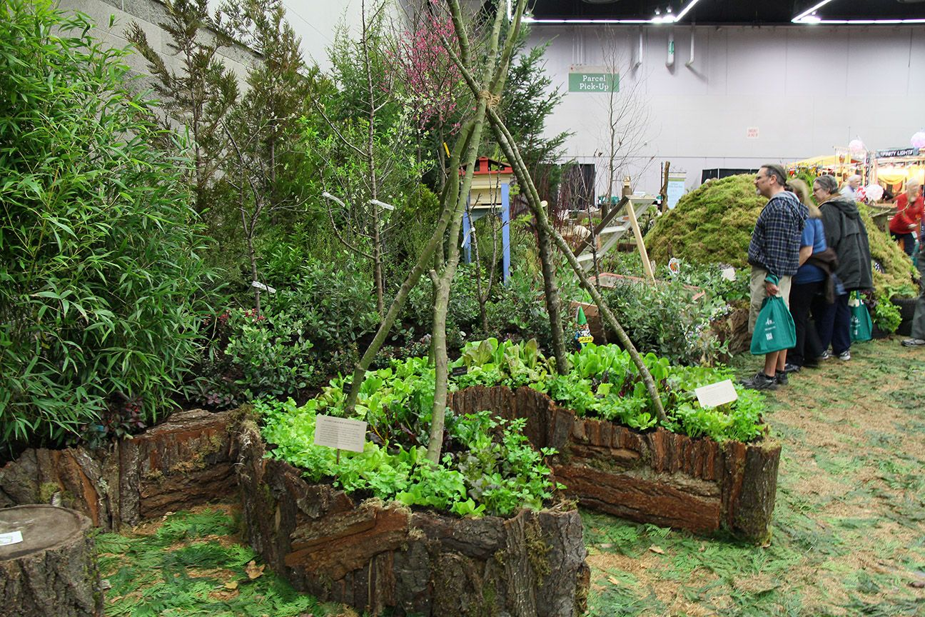Yard, Garden And Patio Show At The Oregon Convention Center Feb. 28 Mar
