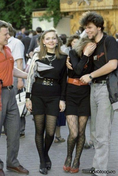 Мода 80-х в СССР. Часть 1. Одежда. | Одежда, Мода и Ретро мода