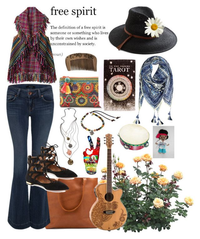 """""""Gypsy Woman"""" by blackmak ❤ liked on Polyvore"""