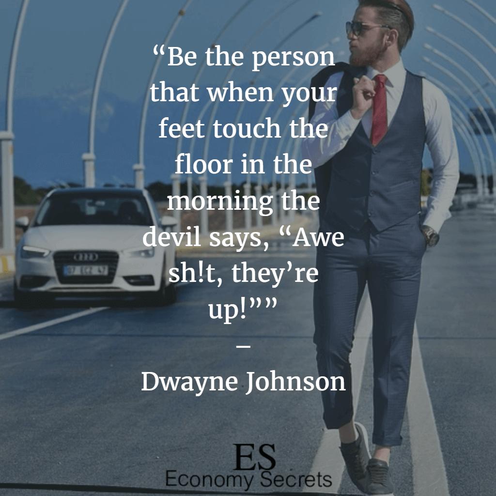 Dwayne Johnson Quotes 10