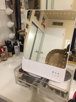 Glamcor Riki Skinny Vanity Mirror Beautylish Diy Vanity Mirror Vanity Mirror Vanity