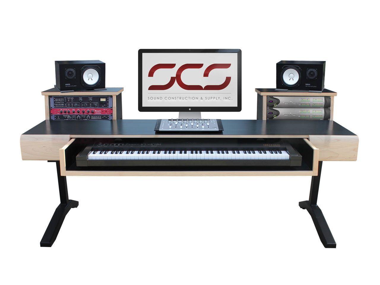 SCS Keyboard Desks 88 Key in 2019  Keyboard Desks