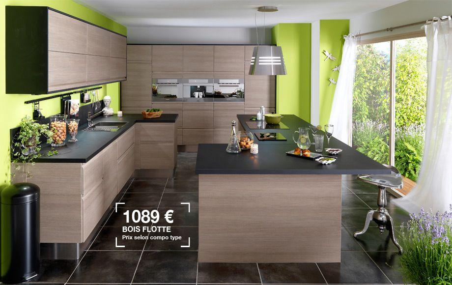 Aménagement Oslo Cuisines Modern Kitchen Design
