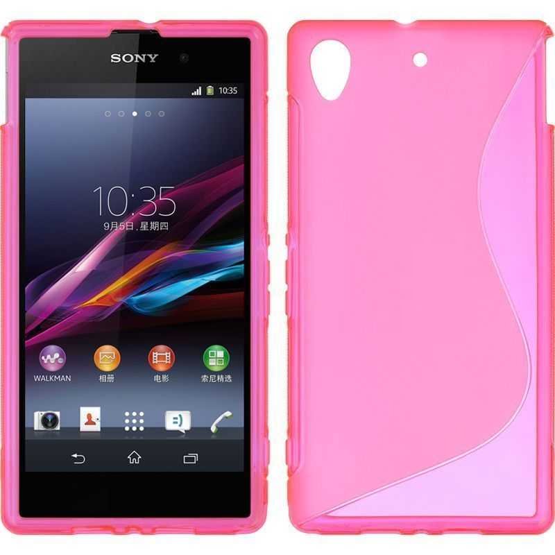 Insten Hot Hard Snap-on Rubberized Matte Case Cover For Sony Xperia Z1S
