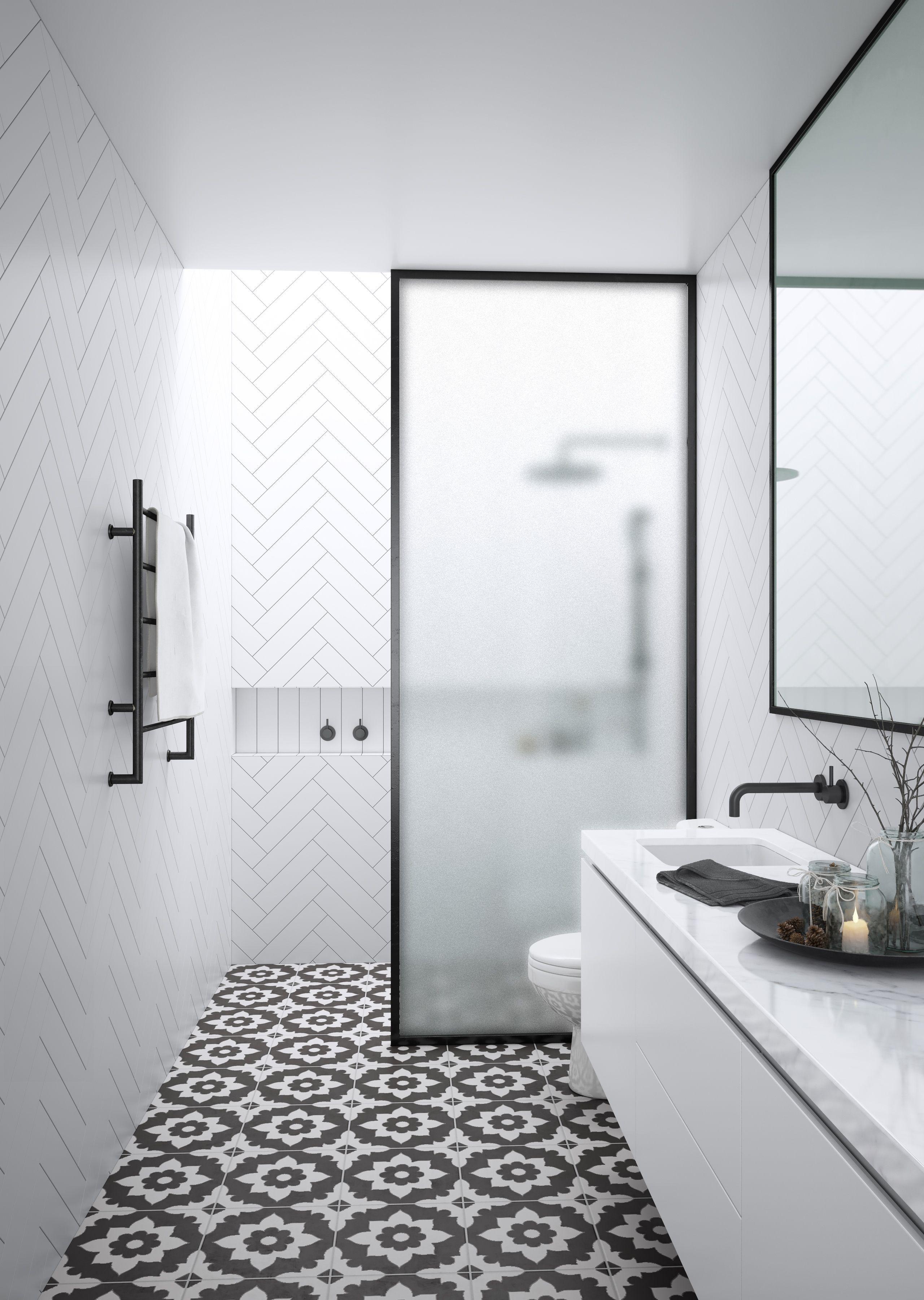 Crittall Style Industrial Shower Panels Bathroom Trends Big Bathroom Designs Window In Shower