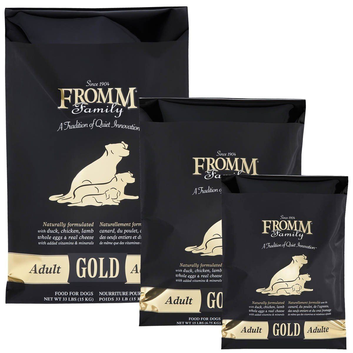 Fromm Classic vs Gold in 2020 How to increase energy