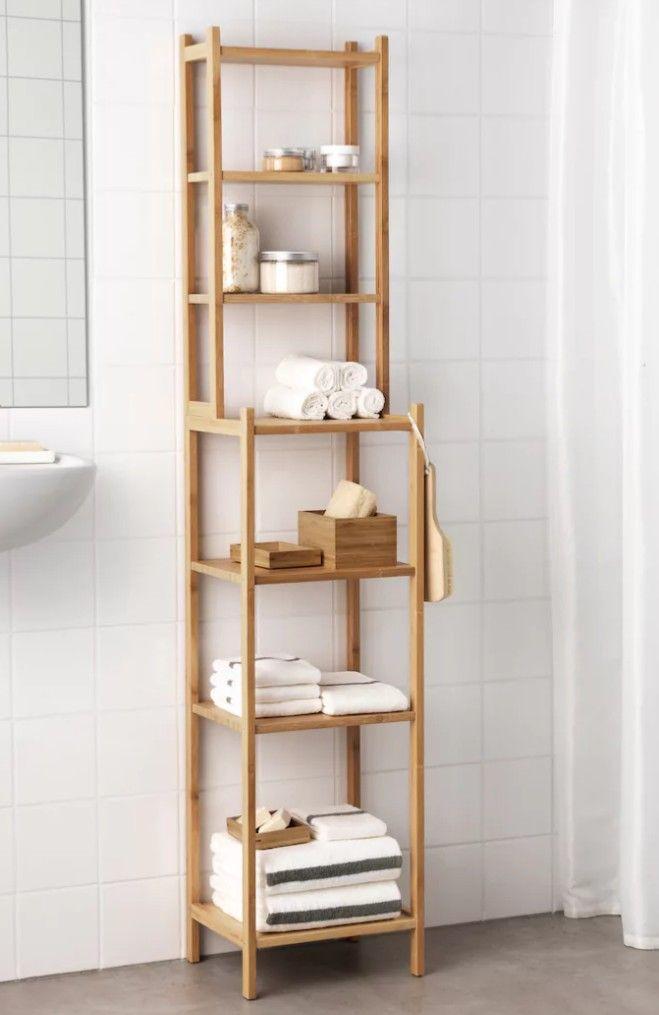 Ragrund Regal Bambus Ikea Deutschland Badezimmer Innenausstattung Badezimmer Dekor Diy Badezimmer Dekor