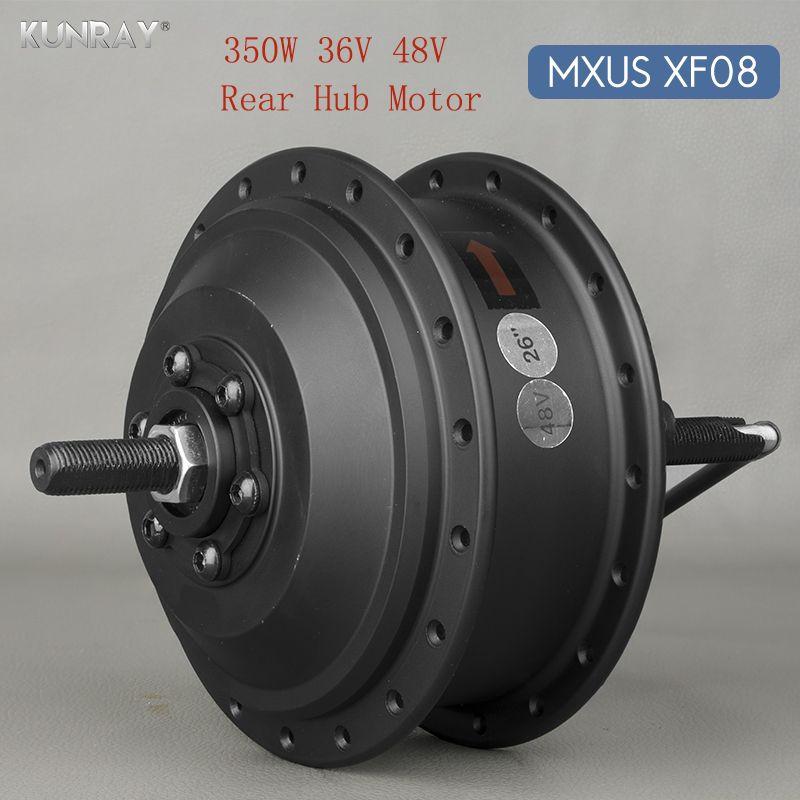 36v 48v 350w High Speed Brushless Gear Hub Motor E Bike Motor For