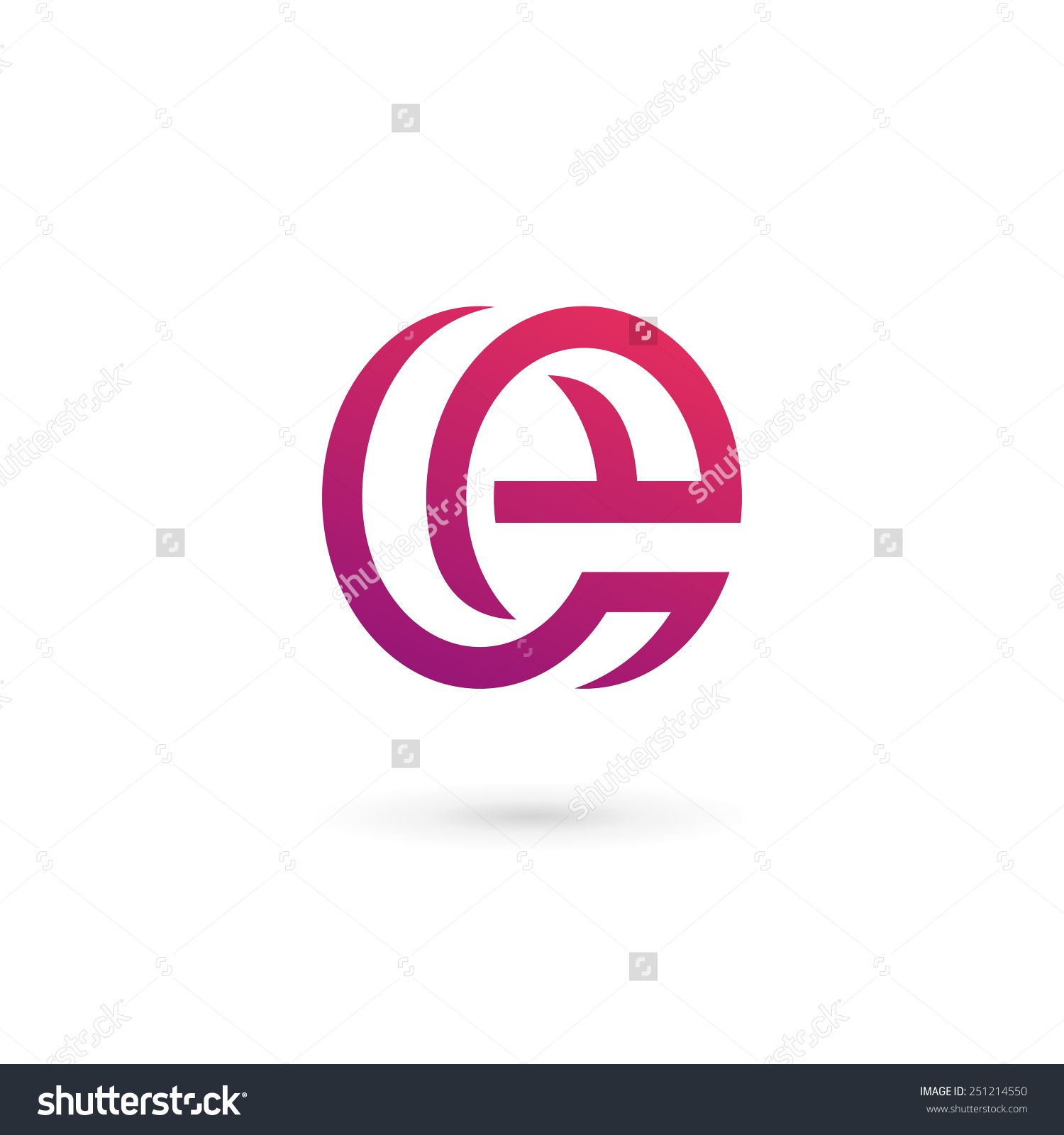 Letter E logo icon design template elements Preview. Save to a ...