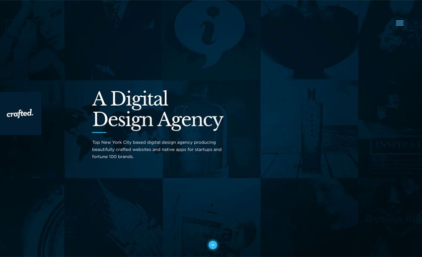 Site Of The Day 25 Oct 2018 Crafted By Craftedny Designagency