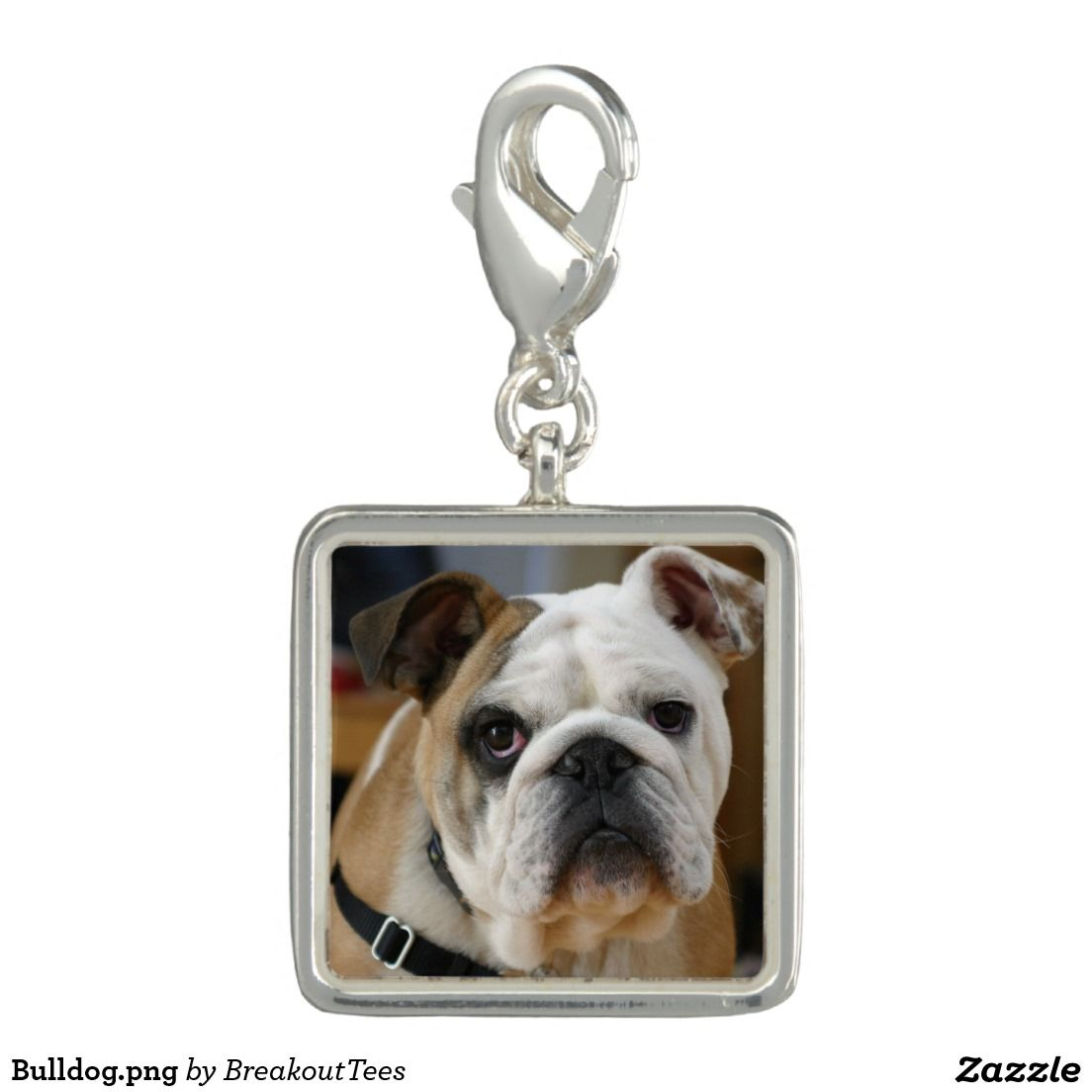 Bulldog.png Photo Charm